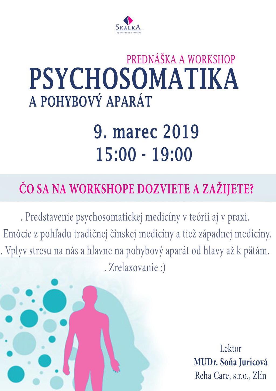 Psychosomatika a pohybový aparát